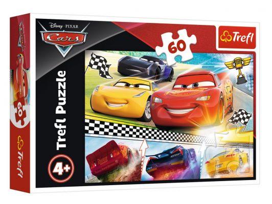Trefl Puzzle Cars 3 Legendary Race 60 Parça Yapboz