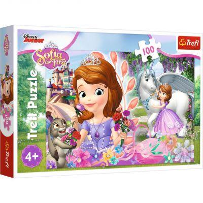 Trefl Puzzle Sofia the First 100 Parça Yapboz