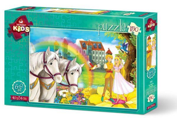 Art Çocuk Puzzle Peri Masalı 150 Parça Puzzle
