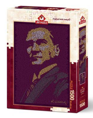 Art Puzzle Atatürk ve Nutuk 1500 Parça Puzzle