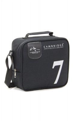 Cambridge Polo Club Beslenme Çantası PLBSL80009 Siyah
