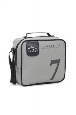 Cambridge Polo Club Beslenme Çantası PLBSL80009 Gri