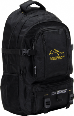 Cambridge Polo Club Dağcı-Kamp Sırt Çantası PLDGC90003 Siyah