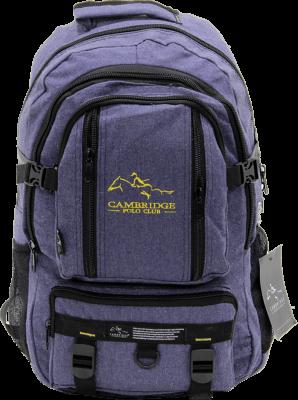 Cambridge Polo Club Dağcı-Kamp Sırt Çantası PLDGC90010 Lacivert