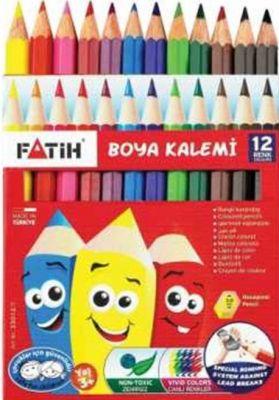 Fatih Kuru Boya Kalemi 12 li 33012