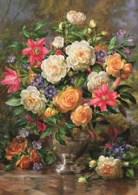 Flowers For The Queen Elizabeth