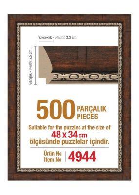 Heidi 4944 500 Parça Puzzle Çerçevesi
