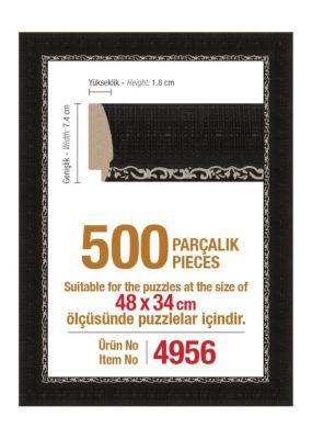 Heidi 4956 500 Parça Puzzle Çerçevesi