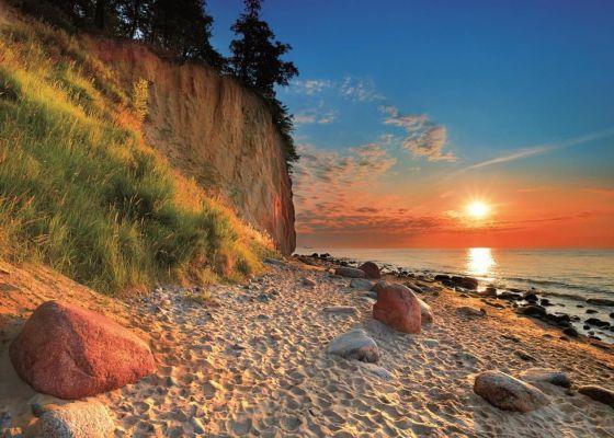Orlowski Cliff