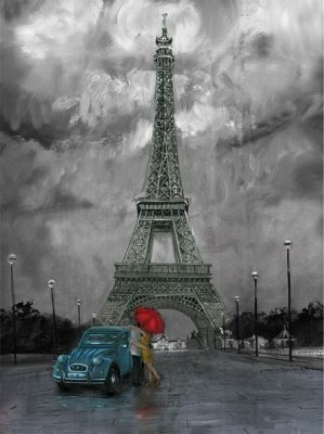 Paris\'te Aşk