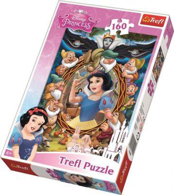Princess Snow White Collage 160 Parça Yapboz