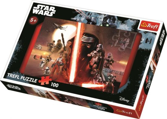 Star Wars Episode VII: Force Awakens, Fight For Power 100 Parça Yapboz