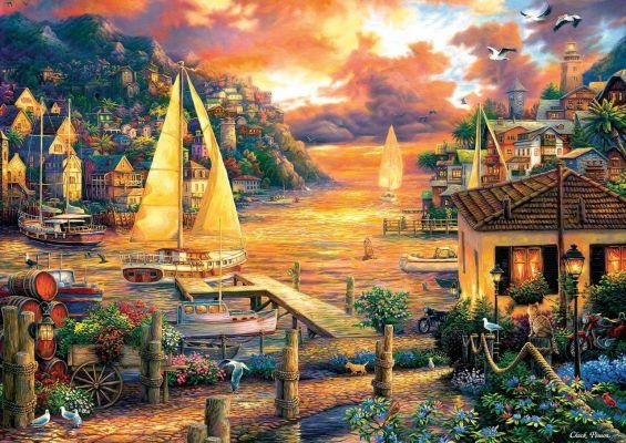Trefl Puzzle Catching Dreams 6000 Parça