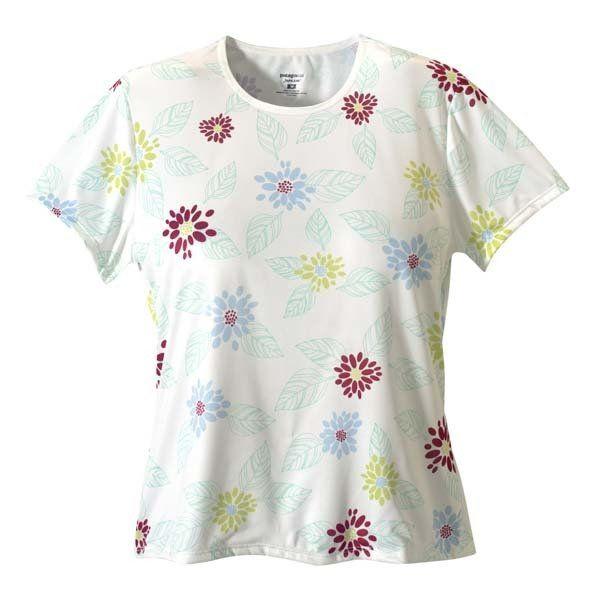 Patagonia Bayan Cap Silkwt T-Shirt