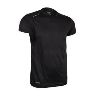 Evolite Netdry Termal T-Shirt - Siyah