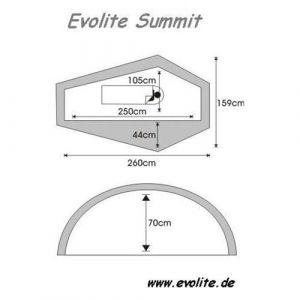 Evolite Summit Pro Alüminyum Pole