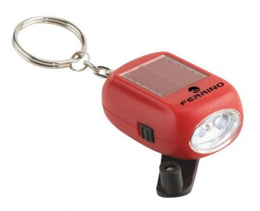 Ferrino Dinamolu ve Güneş Enerjili Mini Lamba