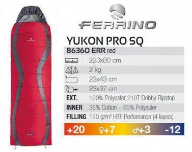 Ferrino Yukon Pro Sq -12°C Uyku Tulumu
