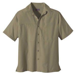 Patagonia M\'S S/S Sol Patrol Shirt