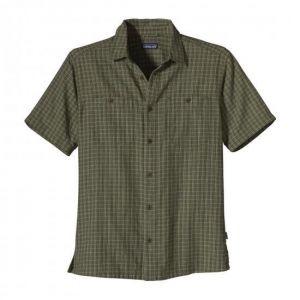Patagonia Men\'s Migration Hemp Shirt