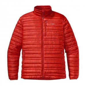 Patagonia Men\'s Ultralight Down Jacket