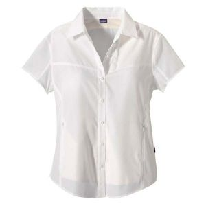 Patagonia W\'S S/S Island Hopper Shirt