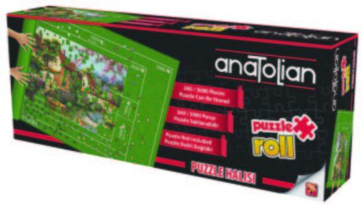 Anatolian Puzzle Halısı  Puzzle Roll
