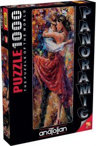 Anatolian Tango 1000 Parça Panoramic Puzzle - Yapboz